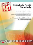 View a sample page! Everybody needs somebody - Russel, Bert