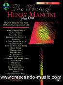 The music of Henry Mancini (+CD). Mancini, Henry