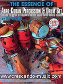 The essence of Afro-Cuban percussion. Uribe, Ed