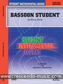 Bassoon student - level 2. Paine, Henry