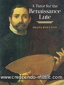 A tutor for the renaissance lute. Poulton, Diana