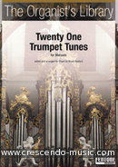 21 Trumpet tunes for manuals. Album