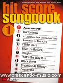 Hit score songbook - Vol.1. Album