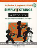 Simply 4 strings - A Celtic suite. Colledge, Katherine & Hugh