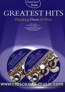 Guest Spot Duets: Greatest Hits (Playalong for flutes). Album