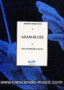 Adam blues. Horovitz, Joseph