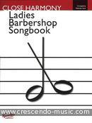 Ladies barbershop songbook. Album