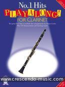 Applause! No.1 hits for clarinet (+CD). Album