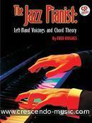 The jazz pianist (Left hand voicings). Hughes, Fred