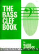 The bass clef book. Aldridge, Maisie