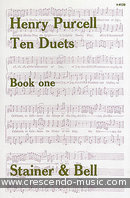 10 Duets - 1. Purcell, Henry
