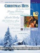 Adult Christmas hits - Level 2. Alfred's Basic Piano Library
