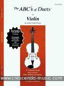 The ABC's of duets for violin. Rohda, Janice Tucker