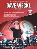 Ultimate play-along level 1 - Vol.1. Weckl, Dave