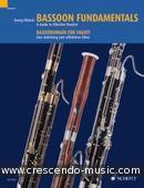 Bassoon Fundamentals. Klutsch, Georg