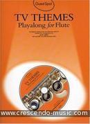 TV themes - Playalong for clarinet. Album