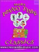 More piano time classics. Hall, Pauline