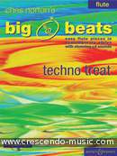Big beats - Techno treat (flute). Norton, Christopher