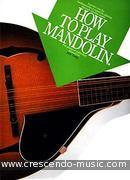 How to play mandolin. Tottle, Jack
