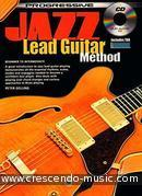 Progressive jazz lead guitar method. Gelling, Peter
