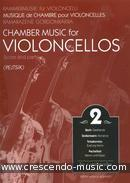 Chamber music for violoncelli - Vol.2. Album