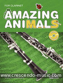 Amazing animals - clarinet. Cowles, Colin