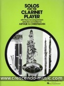 Solos for the Clarinet Player. Album