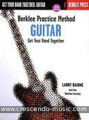 Berklee practice method : Get your band together guitar. Baione, Larry