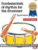 Fundamentals of rhythm for the drummer. Maroni, Joe