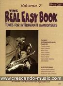 The real easy book 2 - Bass clef. Album