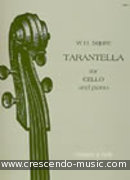 Tarantella. Squire, William Henry