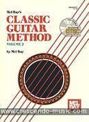 Classic Guitar Method - Vol.2. Bay, Mel