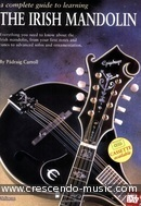 A complete guide to learning Irish mandolin. Carroll, Padraig