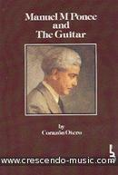 Manuel M.Ponce and the guitar. Otera, Corazon
