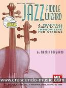 Jazz Fiddle Wizard (Book/cd). Norgaard, Martin