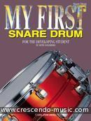 View a sample page! My first snare drum - Goldberg, Seth