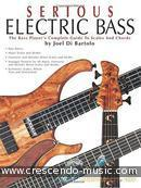 Serious electric bass. Di Bartolo, Joel