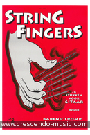 String fingers. Tromp, Barend
