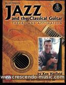 Jazz and the classical guitar. Hatfield, Ken