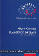 Flamenco de base. Castanos, Miguel