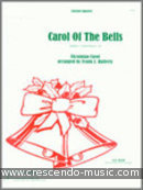 View a sample page! The carol of the bells - Halferty, Ann Frank
