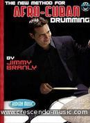The New method for Afro-Cuban Drumming. Branly, Jimmy