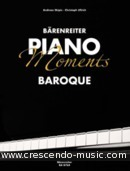 View a sample page! Piano moments Baroque - Album