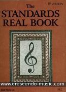 The standards real book - Bb Version. Album