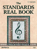 The standards real book - Eb Version. Album