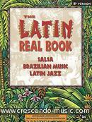 The latin real book - Bb Version. Album