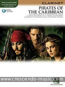 View a sample page! Pirates of the Caribbean - Clarinet - Badelt, Klaus