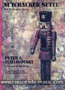 Nutcracker suite - IV Arabian dance. Tchaikovsky, Peter