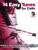 14 easy tunes for cello. Album
