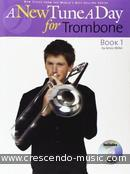 A new tune a day - Trombone book 1. Miller, Amos